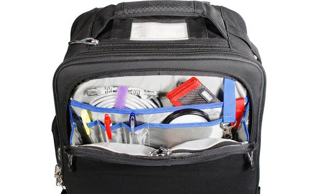 Think Tank Photo Airport Security v2.0 Interior pockets keep your accessories organized