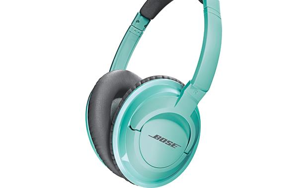 bose� soundtrue™ around-ear headphones close-up detail