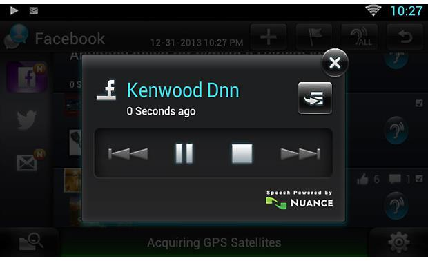 Kenwood Excelon DNN991HD
