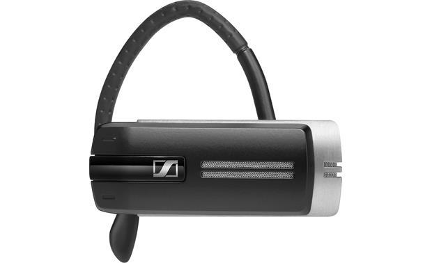 Sennheiser Presence™ Basic Front view with earclip attached