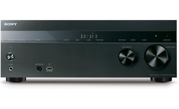 g158STDH550 F sony str dh550 5 2 channel home theater receiver at crutchfield com Sony STR DH550 Manual Owners at sewacar.co