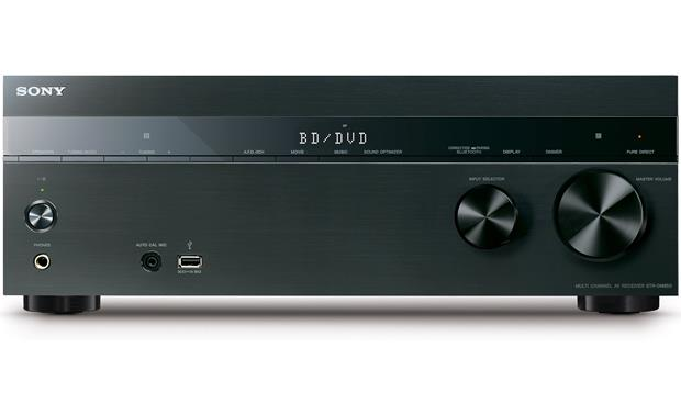 cf28492ae5c Sony STR-DN850 7.2-channel home theater receiver with Wi-Fi ...