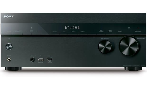 sony str dn1050 7 2 channel home theater receiver with wi fi rh crutchfield com Sony ES Receivers Sony STR Receivers