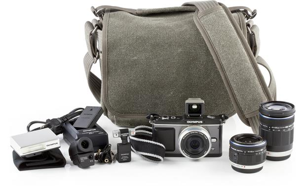 Think Tank Photo Retrospective 5 Plenty of room for a full compact system camera kit