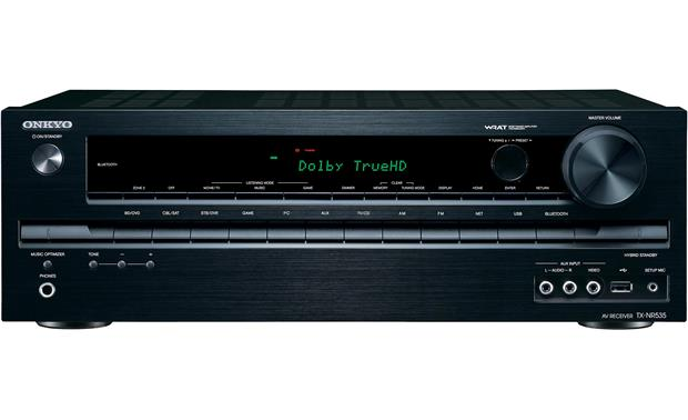 onkyo tx nr535 5 2 channel home theater receiver with wi fi and