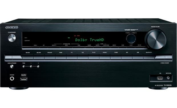 Onkyo TX-NR636 Front