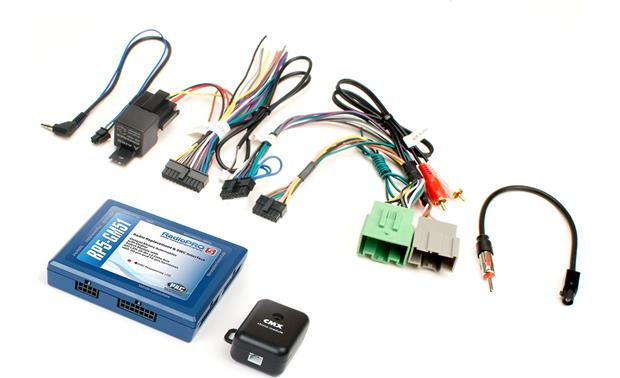 PAC RP5-GM51 Wiring Interface Front