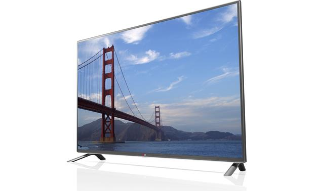 """LG 60LB7100 60"""" 1080p 3D LED-LCD HDTV with Wi-Fi® at Crutchfield"""