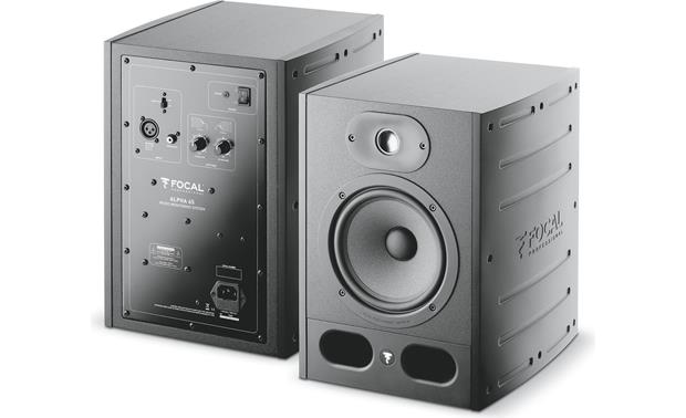 Focal Alpha 65 Sold individually; pair shown