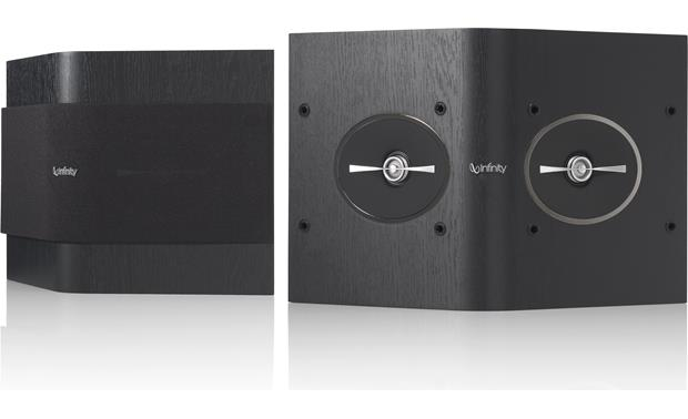 infinity surround speakers. infinity reference rs152 front surround speakers 2