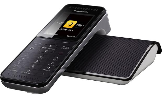 Panasonic kx prw120w home phone connect with wi fi smartphone panasonic kx prw120w front sciox Choice Image