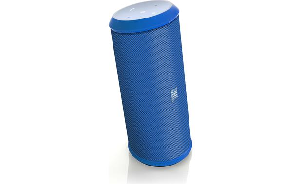 JBL Flip 2 Blue - side view