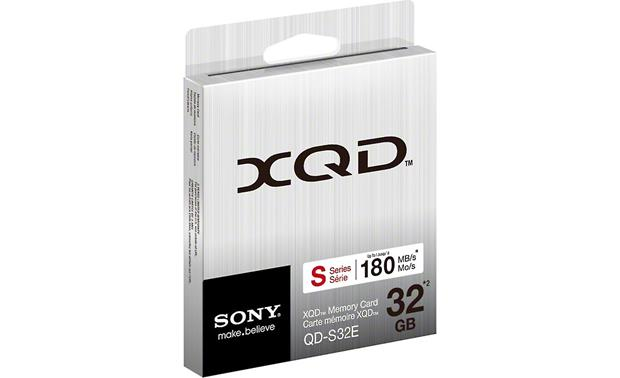 Sony XQD Memory Card Other