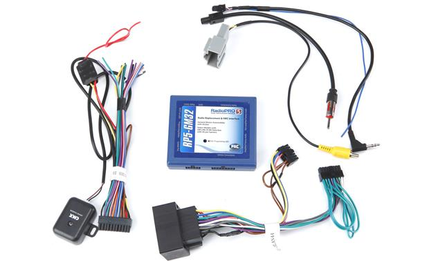 pac rp5 gm32 wiring interface connect a new car stereo and. Black Bedroom Furniture Sets. Home Design Ideas