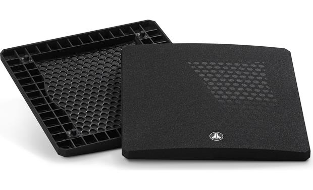 JL Audio E-Sub e110 Subwoofer grille (back and front shown, one included)