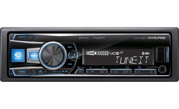 Alpine UTE-52BT digital media receiver