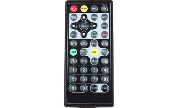 Soundstream VR-345B Remote