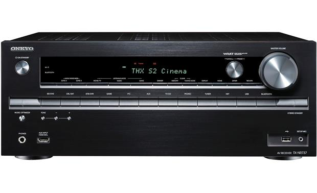 Onkyo TX-NR737 Front