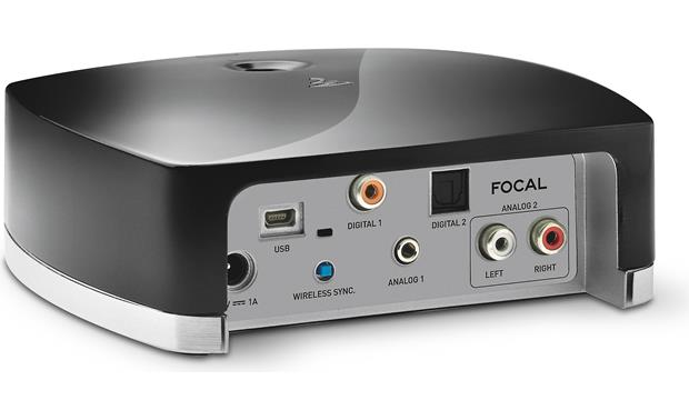 Focal Easya Hub input panel