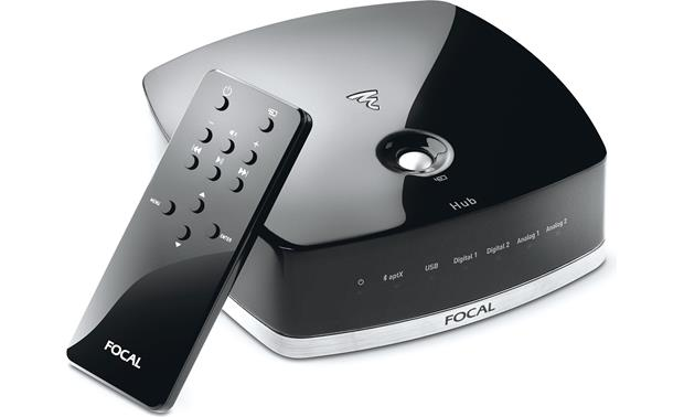 Focal Easya Hub with wireless remote