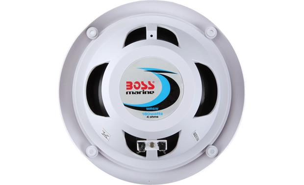 Boss MCK752WB.64 Boss MR6W marine speaker, back