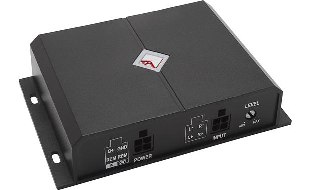 rockford fosgate rfpequ universal punch eq with wired remote at crutchfield