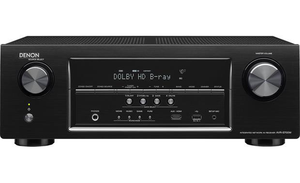 denon avr s700w 7 2 channel home theater receiver with wi fi rh crutchfield com Denon POA 5200 Power Amp Denon Stereo Amp