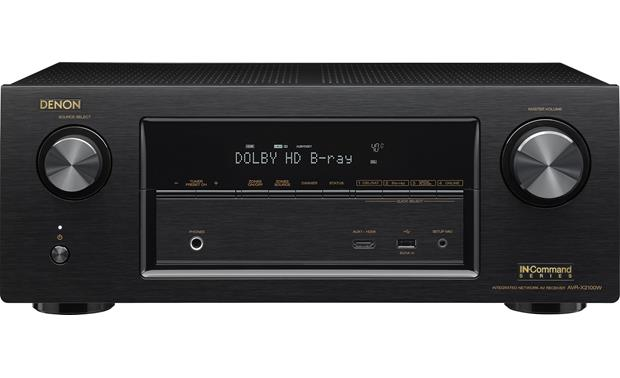 Denon AVR-X2100W IN-Command (2014 Model) Front