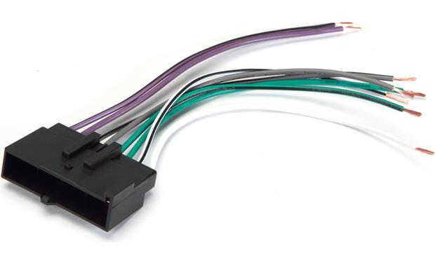 metra 70 1776 wiring harness connect a new car stereo in. Black Bedroom Furniture Sets. Home Design Ideas