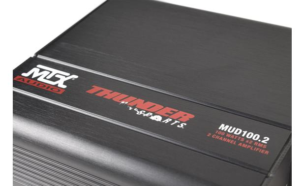 MTX MUD100.2 Amazing power from a compact amp