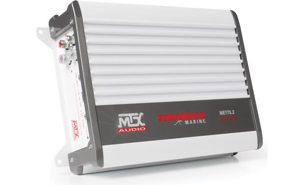 MTX WET75.2 Compact design is ideal for boats