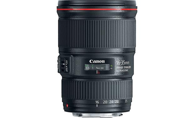 Canon EF 16-35mm f/4L IS USM Front
