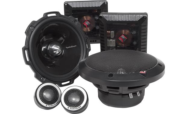 Rockford Fosgate T2652-S Front