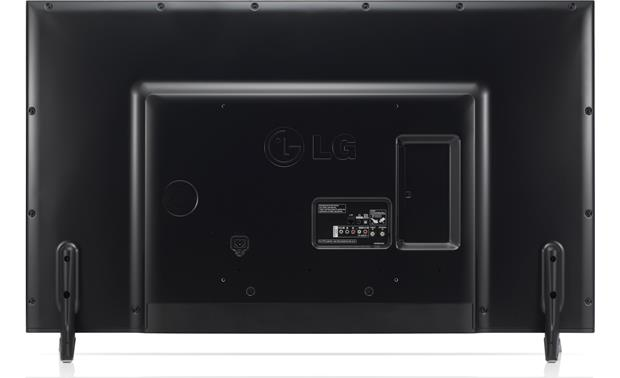 LG 55LB7200 Back (full view)