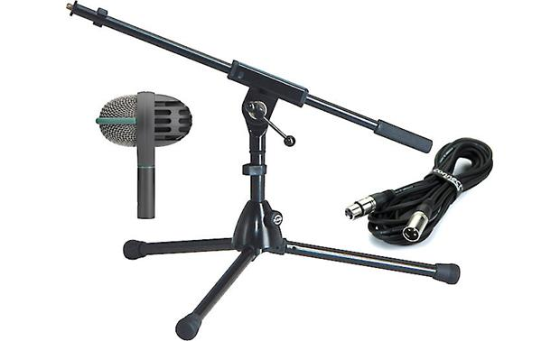 AKG D112 MKII Kick Drum Package Front