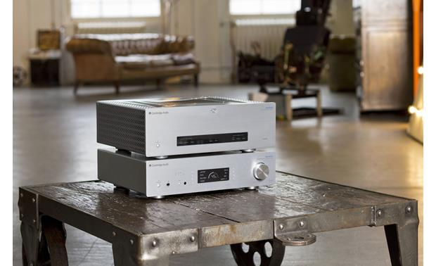 Cambridge Audio Azur 851W Shown with Azur 851E preamp (not included)