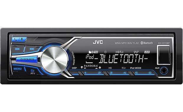 jvc kd x310bt digital media receiver at crutchfield com rh crutchfield com