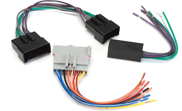 metra 70 5514 receiver wiring harness connect a new car. Black Bedroom Furniture Sets. Home Design Ideas