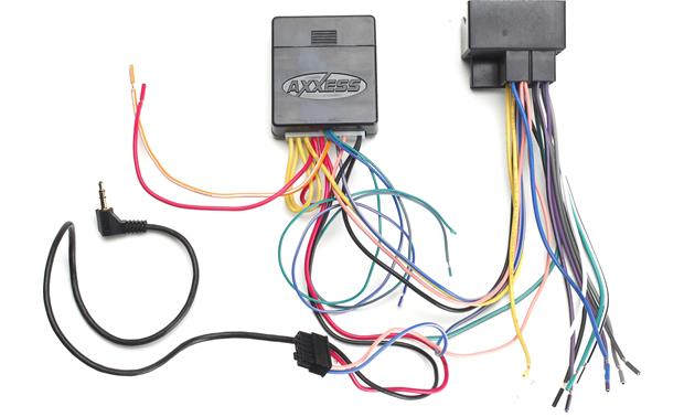 g1201788NAV o axxess xsvi 1788 nav wiring interface connect a new car stereo and Car Stereo Wiring Harness at gsmx.co