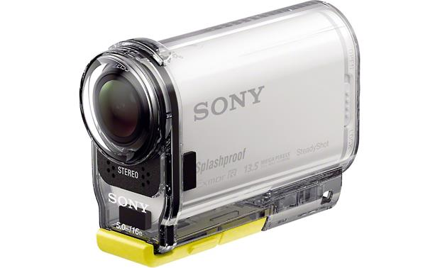 download android software sony hdr as100v