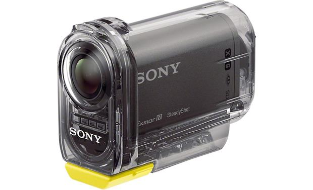 Sony HDR-AS15 Golf Action Camera Package Front