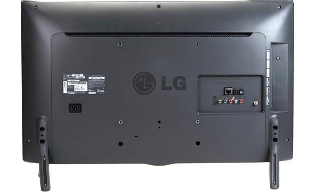 LG 32LB5800 Back (full view)