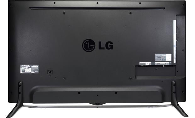 LG 55UB8500 Back (full view)
