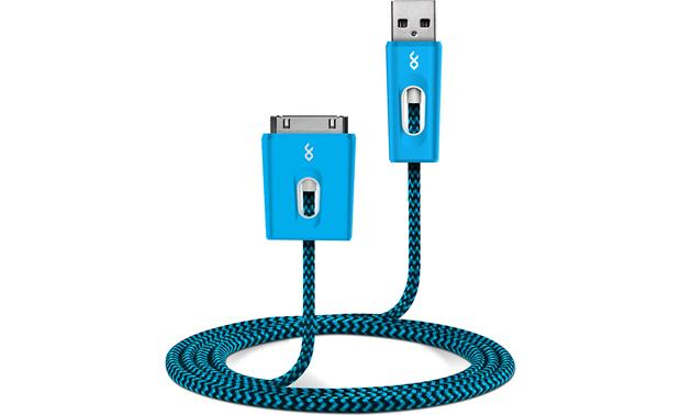 BlueFlame Charge + Sync Cable Blue