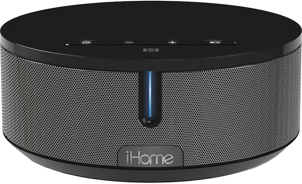 iHome iBN26 BT Black/Grey