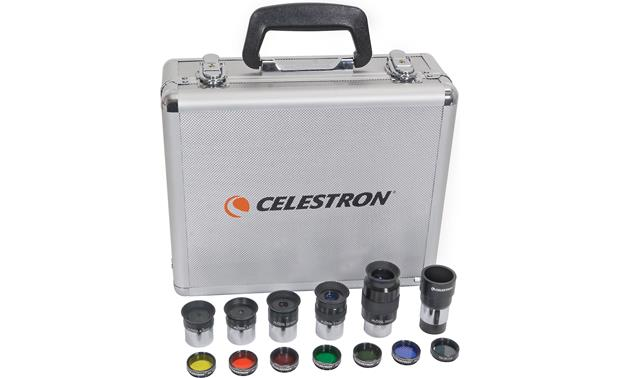 Celestron Eyepiece and Filter Kit Front