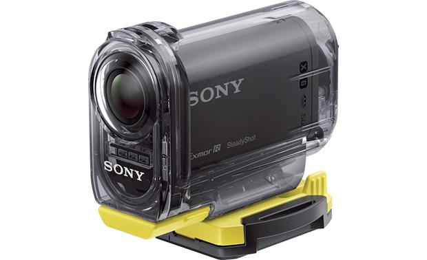 Sony VCT-AM1 Yellow top mount is removable from adhesive mounts