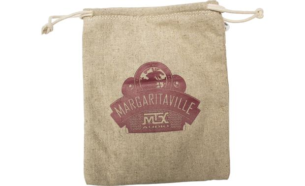 Margaritaville Audio Mix1 by MTX Included storage pouch