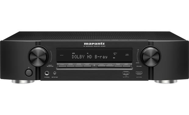 marantz nr1605 7 1 channel home theater receiver with wi fi rh crutchfield com 1980 Marantz Receivers Old Oscilloscope