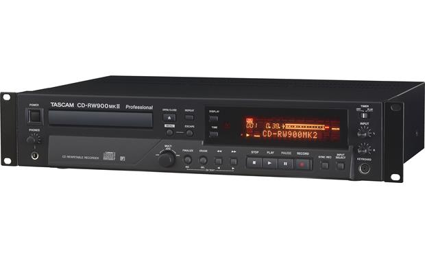 Tascam CD-RW900MKII Front
